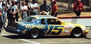 Dale Earnhardt - Eartnhardt's 1983 Ford Thunderbird