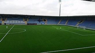 2016 UEFA European Under-17 Championship - Image: Dalga Arena