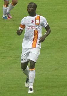 Dany Nounkeu Cameroonian footballer