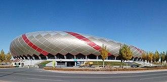 Daqing - Daqing Olympic Park Stadium
