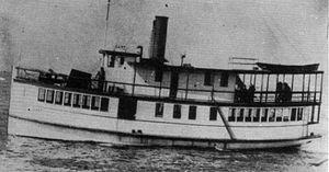 Dart (steamboat) - Image: Dart (steamboat 1911)