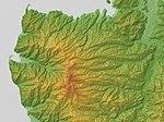 Daruma Volcano Relief Map, SRTM-1.jpg