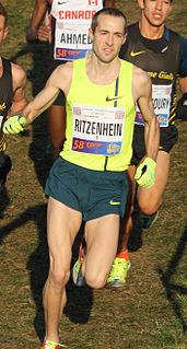 Dathan Ritzenhein American long-distance runner