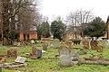 Daventry, churchyard - geograph.org.uk - 1732823.jpg