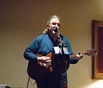 David Gans (musician) - David Gans in 2009