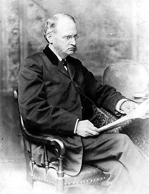 David Ames Wells - Wells in 1886