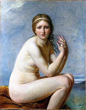 Psyche Abandoned - Image: David Psyche 1795