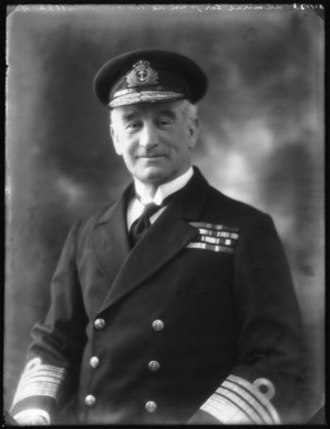 John de Robeck - Sir John Michael de Robeck