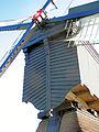 De Westermolen Langerak, bovenhuis stormbint.jpg