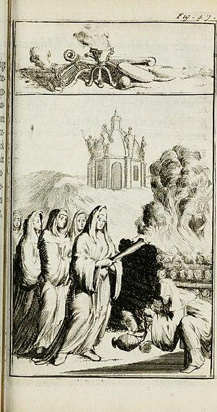 File:De konincklycke triumphe - vertoonende alle de eerpoorten, met desselfs besondere sinne-beelden, en hare beschryvinge, ten getale van in de 60, opgerecht in s' Gravenhage 1691 ter eere van Willem de (14561323978).jpg