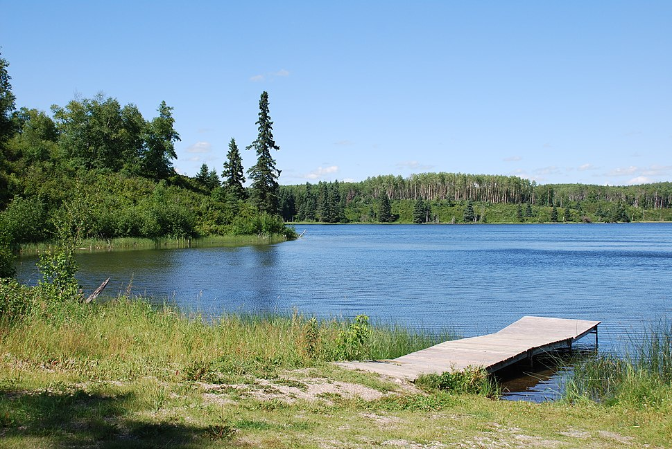 Deep Lake - Riding Mountain National Park
