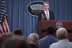 Defense.gov News Photo 120724-D-BW835-299 - Acting Assistant Secretary of Defense for Public Affairs George Little briefs the media on the planned sequence of actions to remove the flight ...jpg