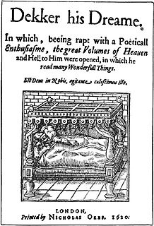 16th/17th-century English dramatist and pamphleteer