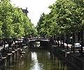 Delft - Warmoesbrug over Hippolytusbuurt.jpg