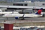 Delta Air Lines, Boeing 757-200, N711ZX - SEA (19473927459).jpg