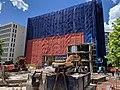 Demolition of part of Hobart Place, Canberra.jpg