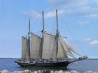 Denis Sullivan (schooner) - Image: Denis Sullivan