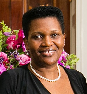 Denise Nkurunziza - Nkurunziza in 2014