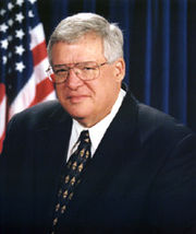 Dennis Hastert of Illinois was the longest-serving Republican Speaker of the House (1999–2007)