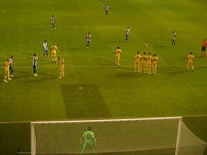 Partido disputado entre el Deportivo de La Coruña y el Eibar. cff756b0e147b