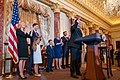 Deputy Secretary Sullivan Officiates the Swearing-In Ceremony for Under Secretary Krach (48744354337).jpg