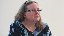 Der 4. Wikipedianische Salon mit Dr. Wikipedia 03.jpg