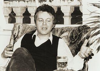 Derek Marlowe - Image: Derek marlowe 1984