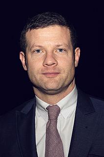 Dermot OLeary British television and radio presenter