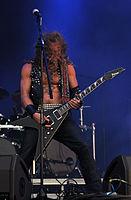Deströyer 666 at Party.San Metal Open Air 2013 04.jpg