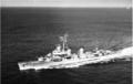 Destroyer Jenkins (DD-447) en route to Manila 1965.PNG