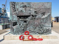 Destroyer Memorial, Chatham 2.jpg