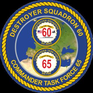 Destroyer Squadron 60