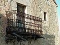 Detalle del Balcón de la Casa del Cura en Torremocha de Ayllón.jpg