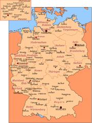 stumme karte deutschland städte Stumme Karten – ZUM Unterrichten