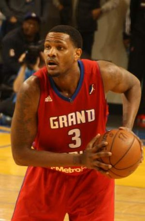 Devin Ebanks - Ebanks with Grand Rapids Drive in 2016