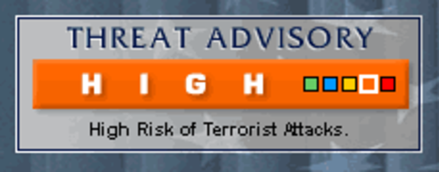 Dhs-advisory-high, From WikimediaPhotos