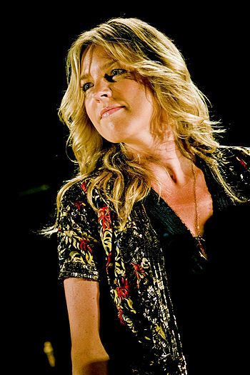 Diana Krall at Cool Jazz Fest, Oeiras, 30 July...