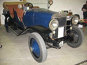 Diatto - Diatto 20 DA Torpedo (1921)