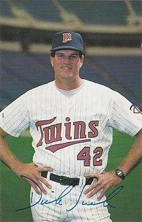 Dick Such American baseball player
