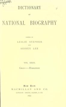 Dictionary of National Biography volume 23.djvu