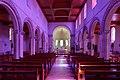 Die Kirche in Saint-Vivien-de-Medoc mit romanischer Apsis aus dem zwölften Jahrhundert. 02.jpg