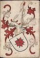 Die Lippe - Lippe - Wapenboek Nassau-Vianden - KB 1900 A 016, folium 30r.jpg