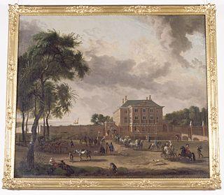 Gemeenlandshuis Zwanenburg