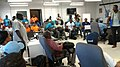 Disaster services team in a meeting for Hurricane Irma.jpg
