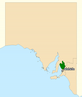 Division of Wakefield Australian federal electoral division