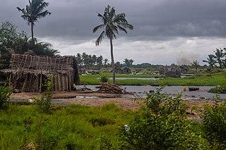 Djégbadji Arrondissement and town in Atlantique Department, Benin