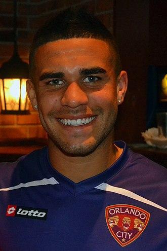 Dom Dwyer - Dwyer with Orlando City in 2013