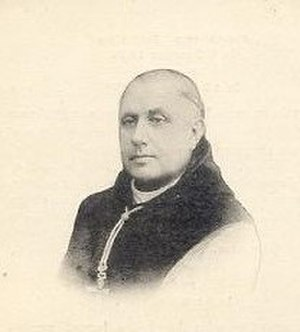 Trappists -  Sébastien Wyart, 1st General abbot of the Trappists between 1892-1904.