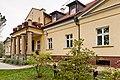 Dom schronienia, ogród, Krzeszowice, A-470 M 04.jpg