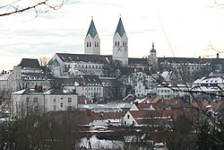Domberg (cathedral hill) Freising